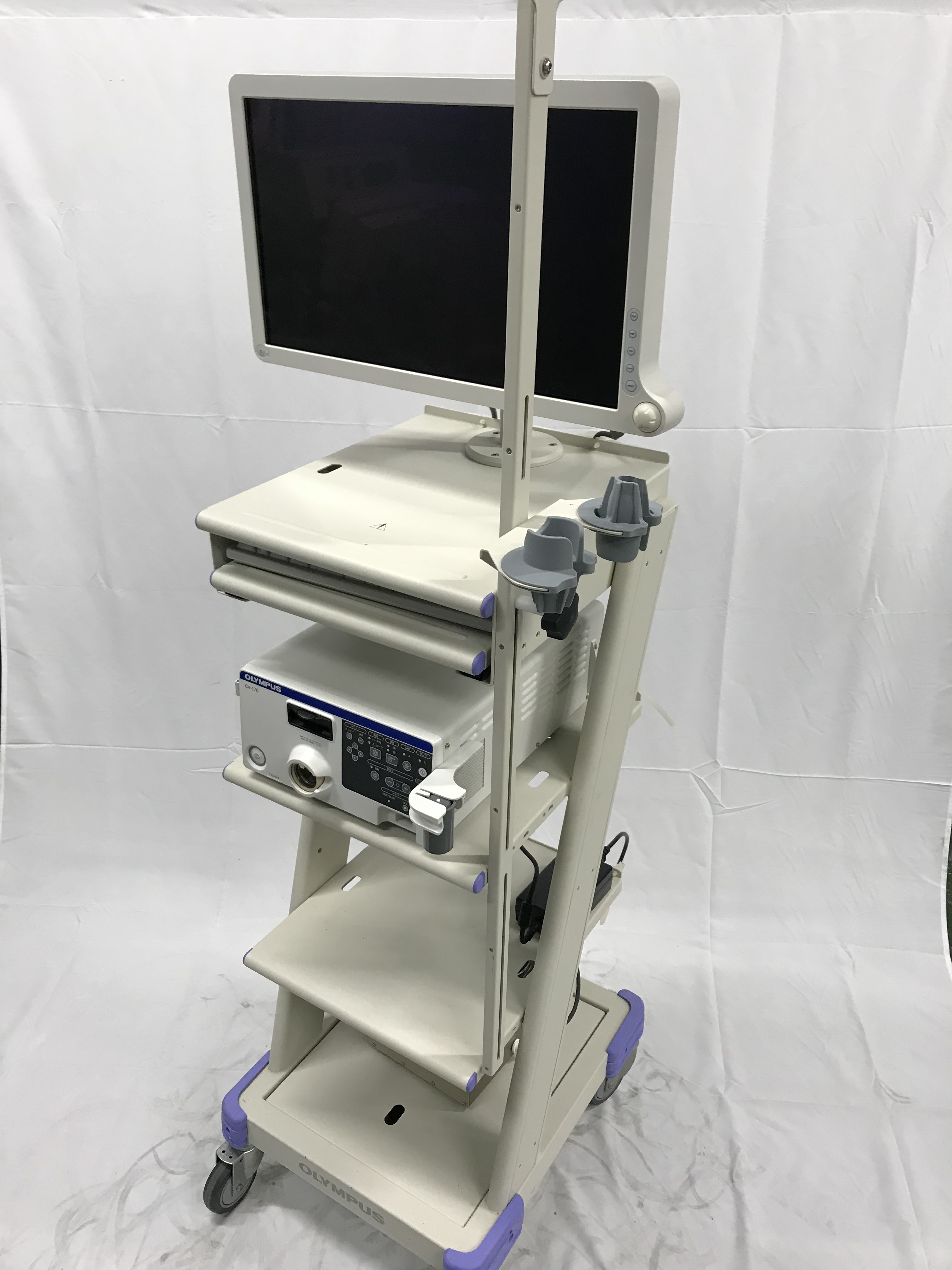 Endoscopy Room Equipment List: Product Detail|Olympus Medical Systems|Endoscopey System
